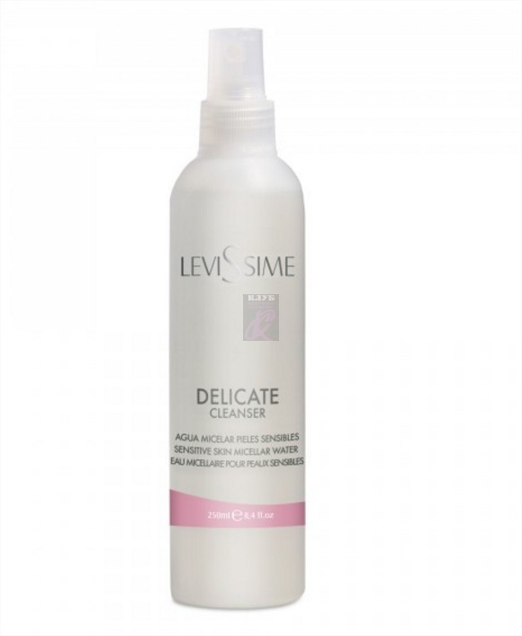 Delicate Cleanser - Вода мицеллярная 250 мл (LEVISSIME)