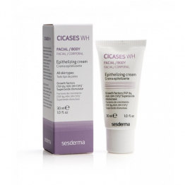 CICASES WH FACIAL/BODY Epithelizing cream / Эпителизирующий крем 30мл. (SESDERMA)