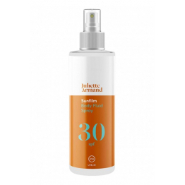 Солнцезащитный флюид-спрей SPF30 200 мл Juliette Armand Body Fluid Spray