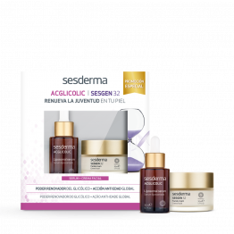 ПРОМОНАБОР SESDERMA: SESGEN 32 Cell activating cream, 50ml + ACGLICOLIC Liposomal Serum 30ml